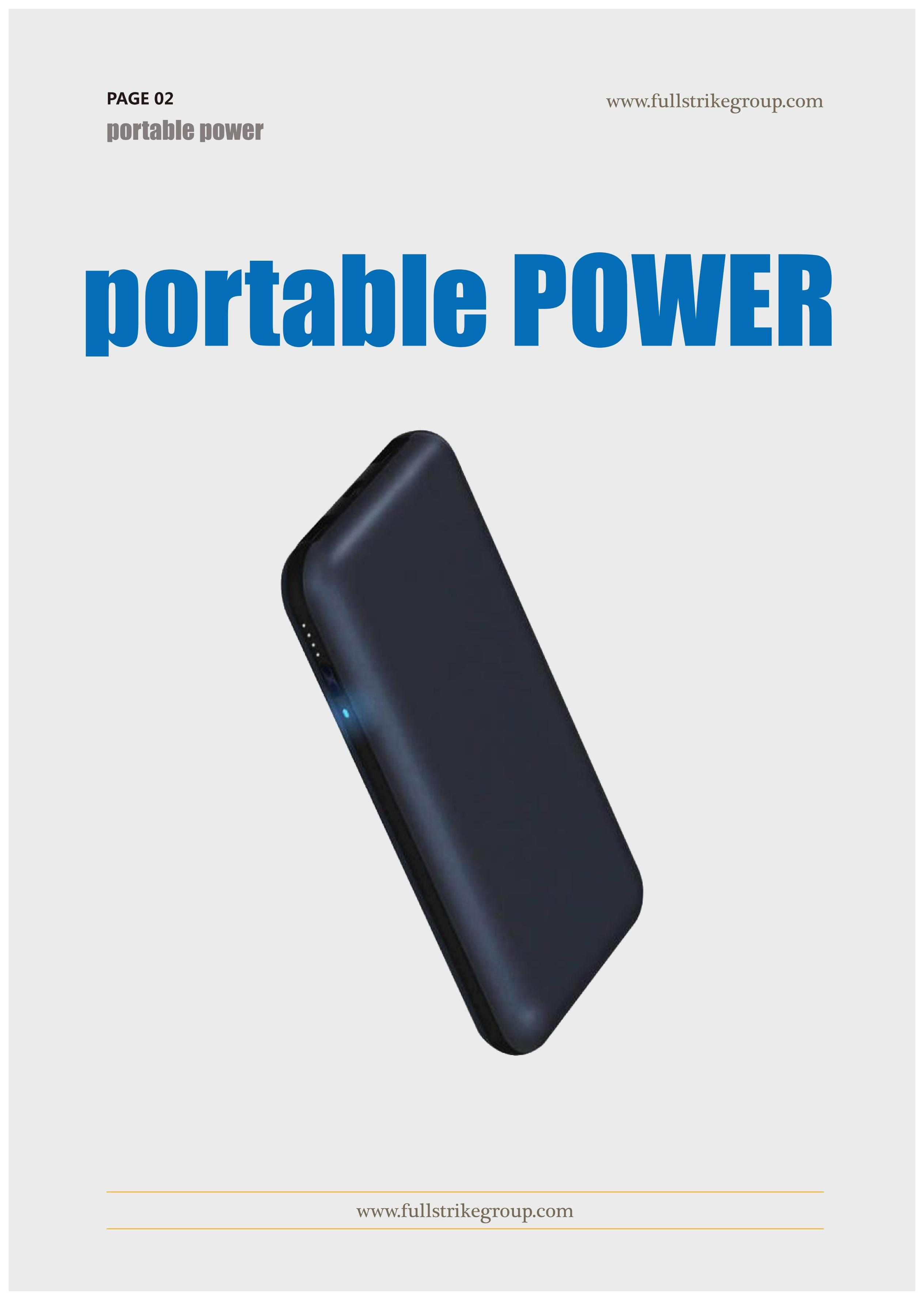 full strike,portable power,group