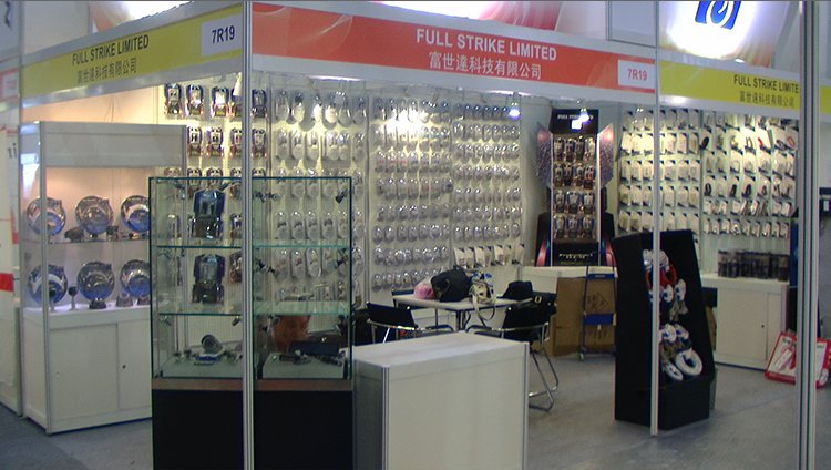 Asia's largest electronics manufacturer fair